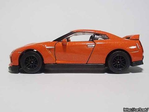 マジョレットミニカー日産GT-R_R35_09
