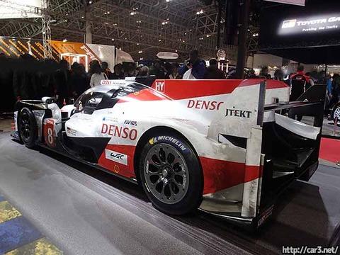 TOYOTA_GAZOO_Racing_TS050 HYBRID_ル・マン優勝車_07