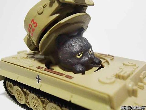 ガチャ・猫戦シャーにゃいがー!(タイガーI戦車)_09
