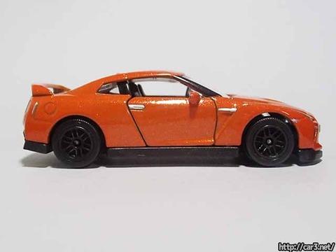 マジョレットミニカー日産GT-R_R35_08
