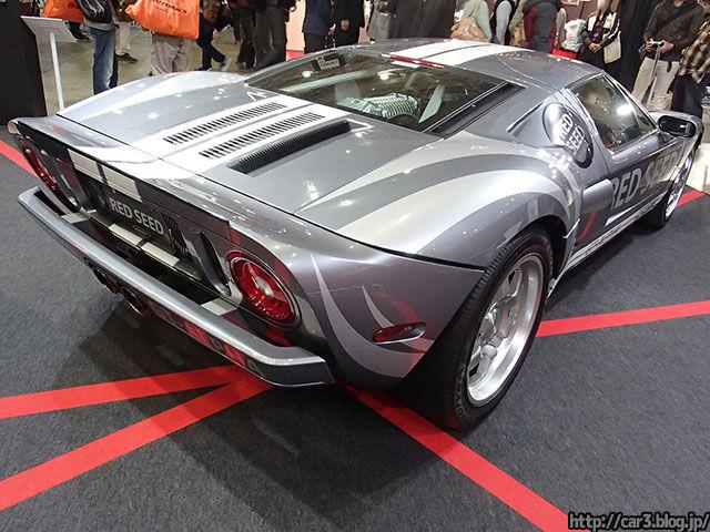 フォードGTのレッドシード カラー 画像資料 ford gt redseed 車