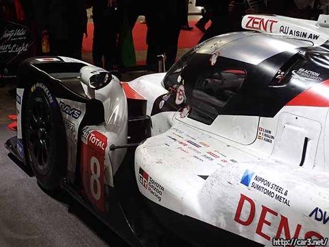 TOYOTA_GAZOO_Racing_TS050 HYBRID_ル・マン優勝車_04