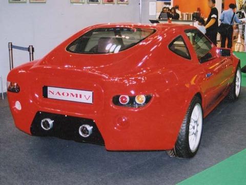 東京モーターショー2001_NAOMI-V_02