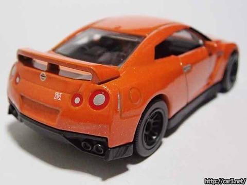 マジョレットミニカー日産GT-R_R35_11