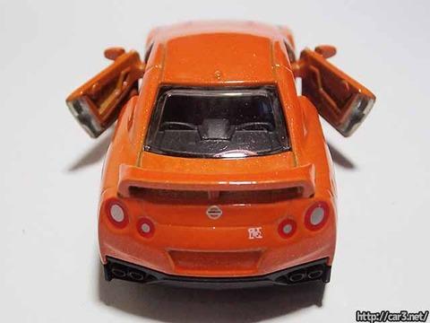 マジョレットミニカー日産GT-R_R35_13