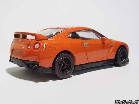 マジョレットミニカー日産GT-R_R35_03