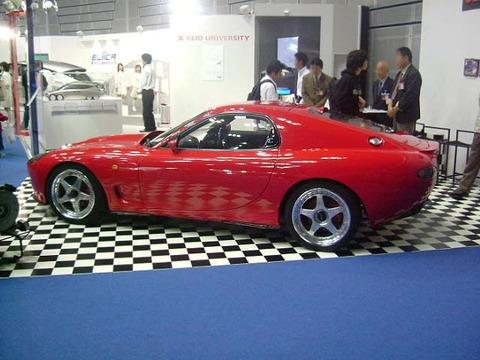 2005東京モーターショーNAOMIⅡオオノカークラフト2
