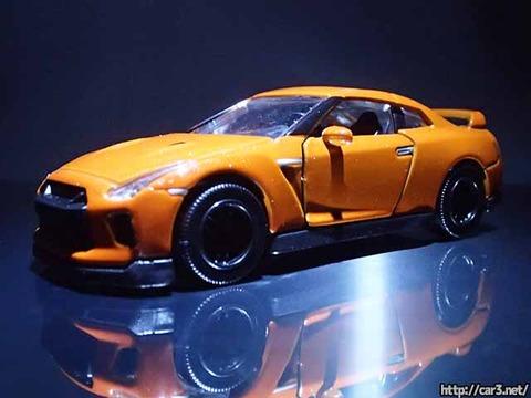 マジョレットミニカー日産GT-R_R35_01