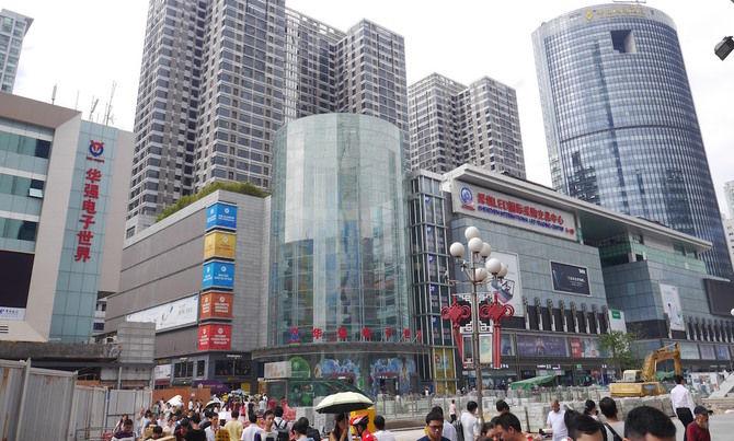 深圳電気街