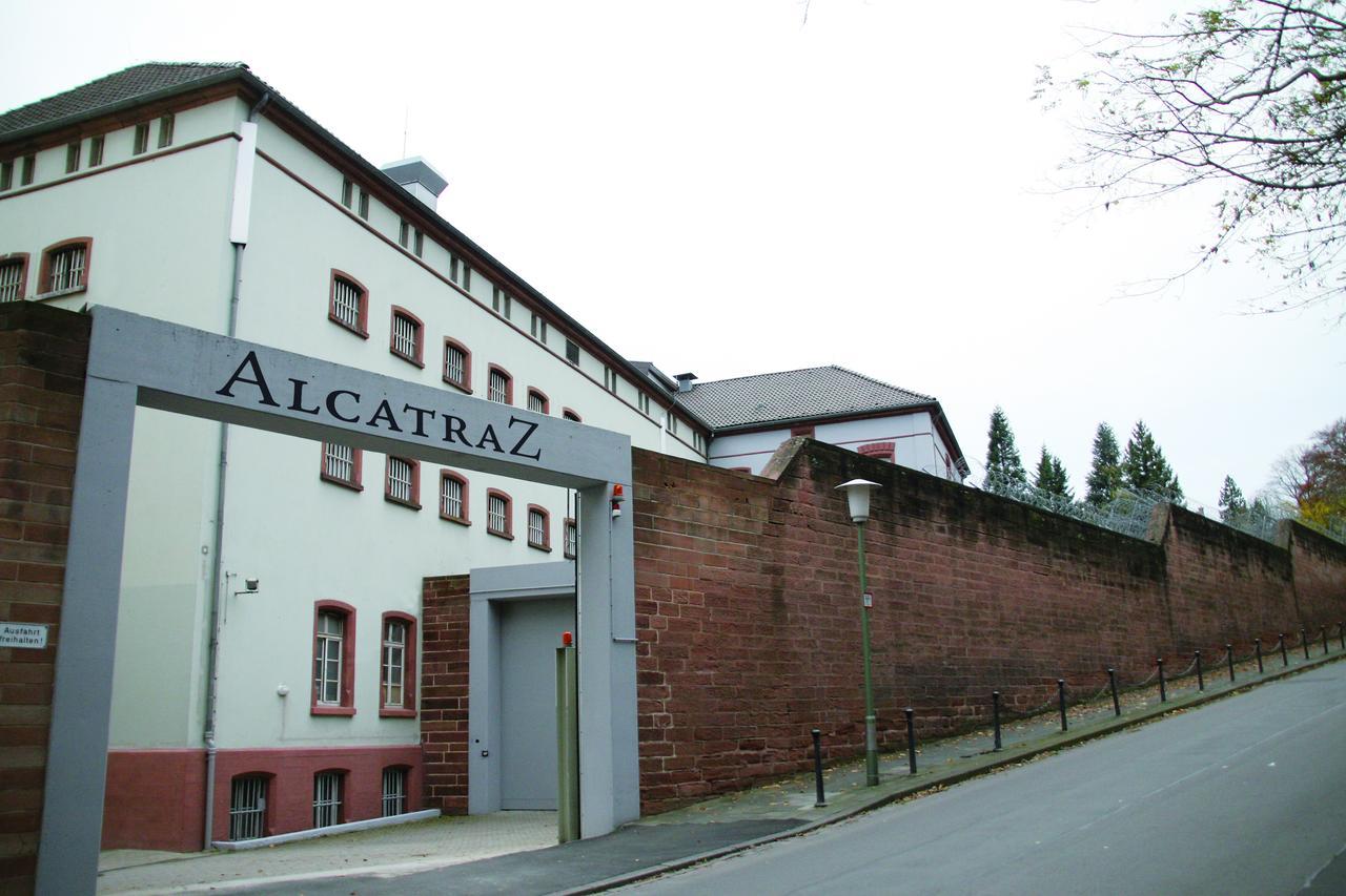 アルカトラズホテル