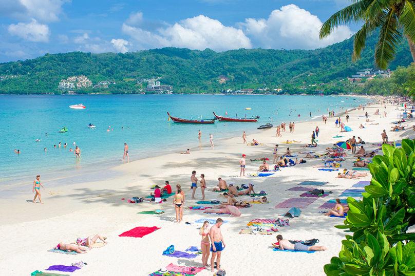 Patong-Beach-プーケット