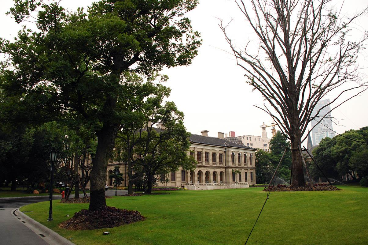 旧英国総領事館