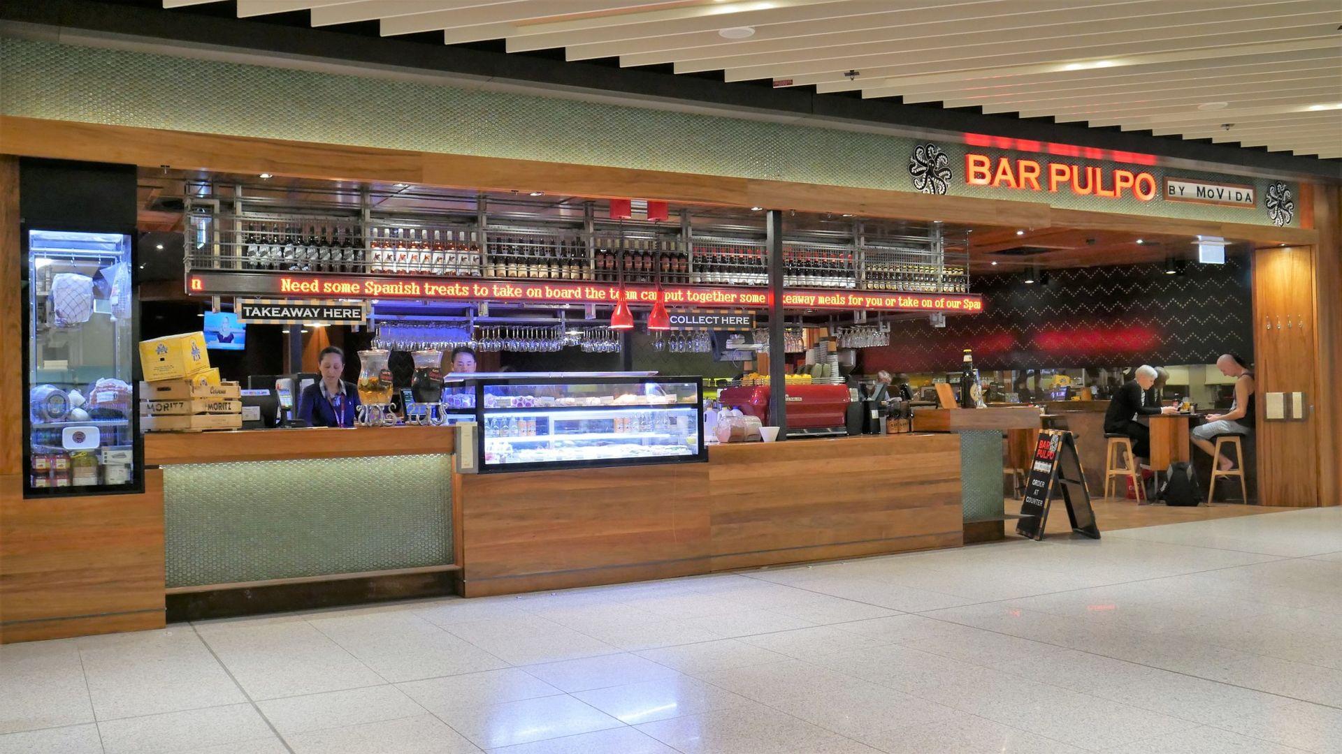 Bar Pulpo by MoVida