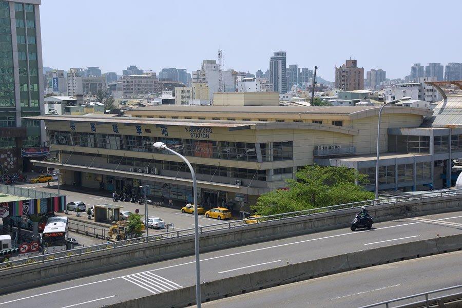 台湾仮設駅