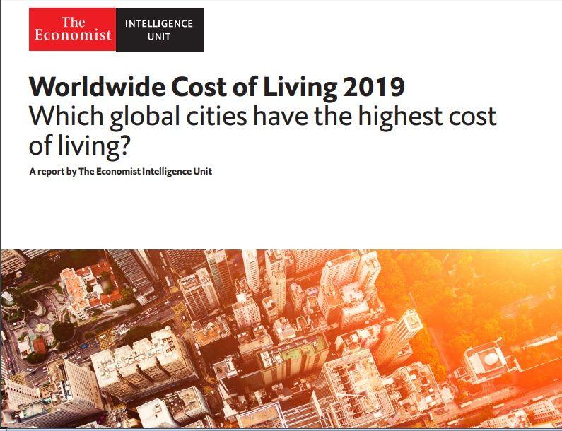 エコノミスト 物価2019