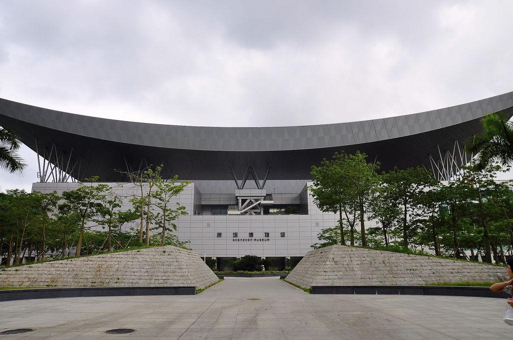 深セン博物館 (1)