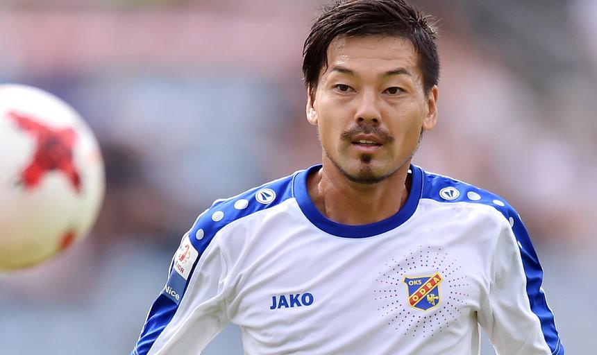 横浜FCの新加入選手は元日本代表MF松井大輔か 昨年7月からポーランド2部リーグでプレー