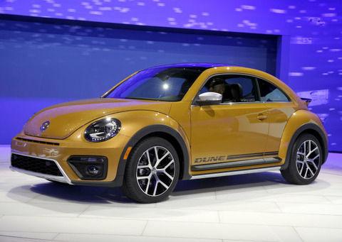 【自動車】VW、「ビートル」生産終了 19年7月で