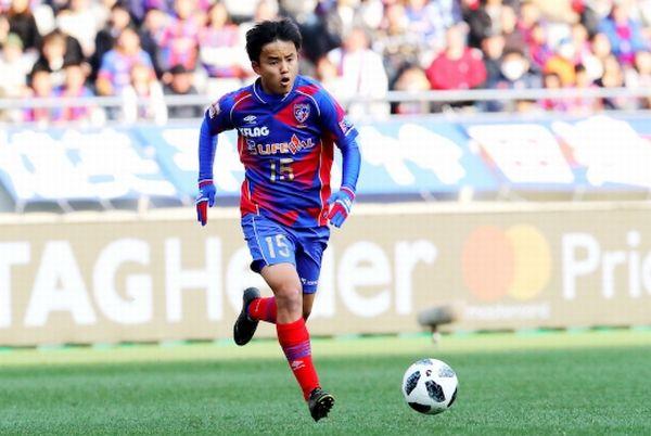 FC東京MF久保建英が横浜F・マリノスに期限付き移籍へ 複数メディアが報じる