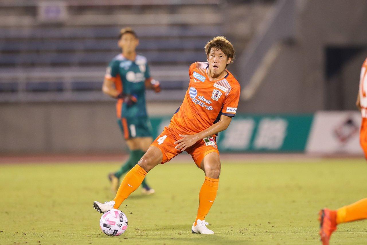 愛媛FCがDF西岡大輝の今季限りでの現役引退を発表 ホーム最終戦で引退セレモニーを実施