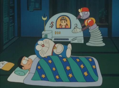 ドラえもんの「夢幻三剣士」とかいう不気味な映画