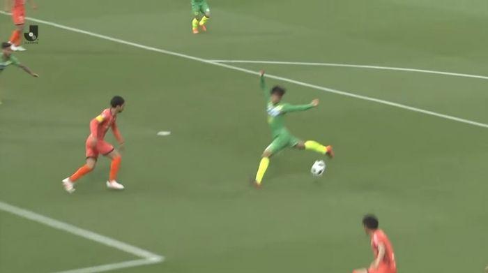ジェフ千葉の決勝ゴールを生んだMF小島秀仁のトラップが凄い