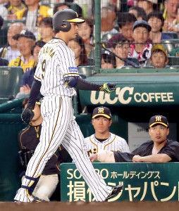 阪神・高山俊さんの今季成績wwwww