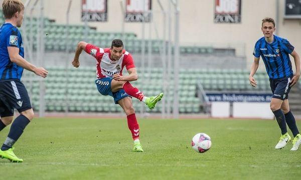 FC琉球がノルウェー出身の長身FWカルボン・ファーデルの加入を発表 昨季はノルウェー3部でプレー