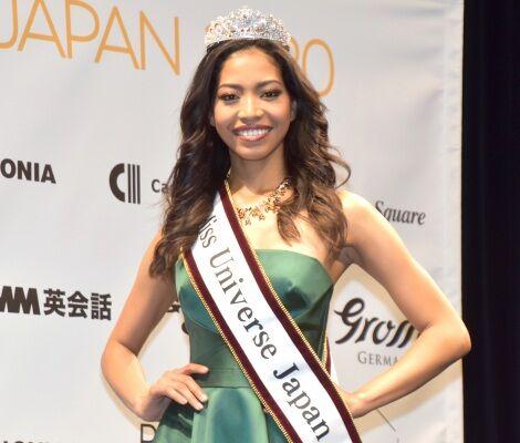 『ミス・ユニバース』日本代表に千葉県代表の杤木愛シャ暖望さん「やっと夢がかなった」