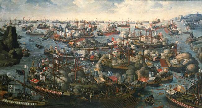 【東地中海攻防戦】ヴェネツィアVSオスマン帝国