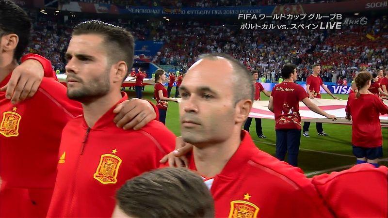 【ロシアW杯】初戦迎えるスペイン代表のスタメンにヴィッセル神戸のあの選手が名を連ねる!今大会の初登場Jリーガーに