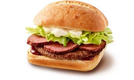 マックの「ローストビーフバーガー」、豚肉を使用していたと話題に