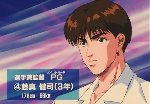 「スラムダンク」のキャラで一番モテるのって藤真健司だよな?
