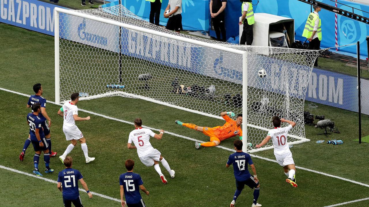 【ロシアW杯】日本はポーランドに敗れるも2位通過!敗戦をあえて受け入れ決勝トーナメントへ