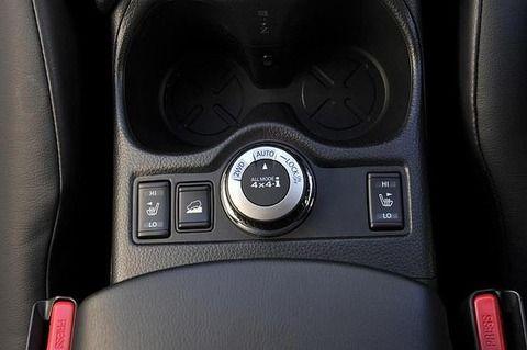 【知識】2WD・4WDの切り替え付きのクルマで常に4WDを選択しないほうがいい理由