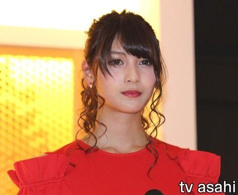 10頭身モデル・アンジェラ芽衣 富山のさかな応援ガール就任(画像あり)
