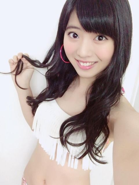 AKB48・台湾留学生 馬嘉伶、ビキニ姿に初挑戦 「また撮りたい」と意欲(画像あり)
