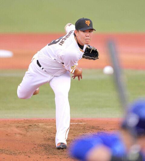 【悲報】山口俊さん(34歳 3Aで0勝3敗防御率6.17)がNPBで普通に通用してしまう