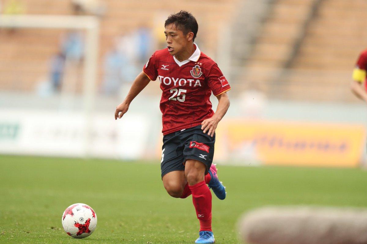 徳島ヴォルティスが名古屋グランパスFW杉本竜士の加入内定を発表 完全移籍での獲得に