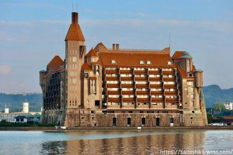 1989年のバブル絶頂期に作られたホテルが凄いwwww(画像)