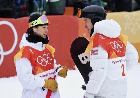 【平昌五輪】平野歩夢選手が銀メダル!スノーボード 男子ハーフパイプ
