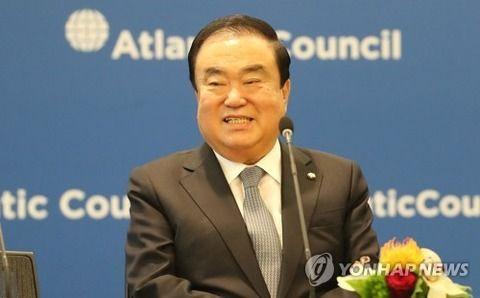 【韓国の反応】日本、ムンヒサン国会議長に公式に「謝罪・発言撤回」を要求 「戦犯の息子の日王(天皇)が謝罪しろ」発言を一斉に問題視