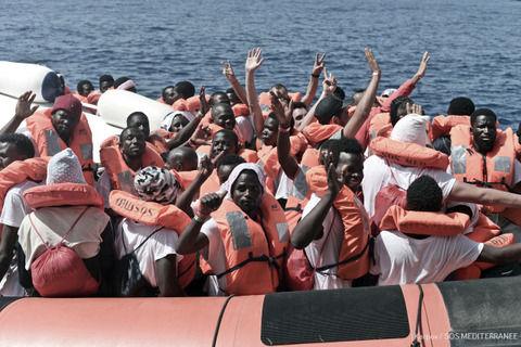 【韓国の反応】昨年の難民数、イギリスの人口を越える…「全世界に広がる難民フォビア」