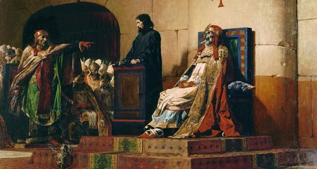 【歴史】そのローマ教皇の死体はなぜ裁判にかけられたのか 9世紀の世にも奇妙な「死体裁判」