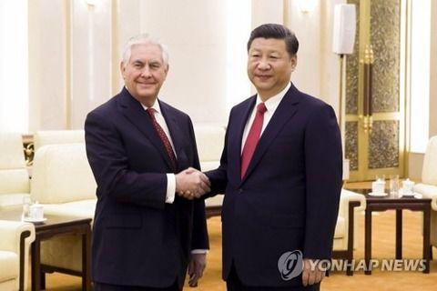 【韓国の反応】ティラーソン米国務、習近平を表敬訪問「米中関係の発展に協力で共感」→韓国人「これ、韓国いじめだね…」「中国と米国はグルだ…」
