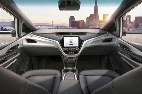 アメリカGM「2019年までにハンドルのない全自動運転車を量産する」
