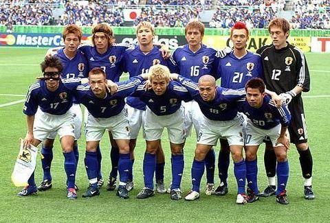 2002年サッカーW杯日本代表とかいう最高にイキリまくってた集団wwwwwwwwwwwwww