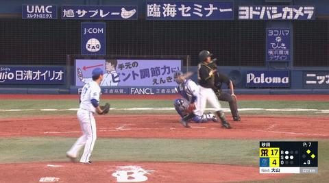 阪神 19安打20得点 植田海 5-0 0打点