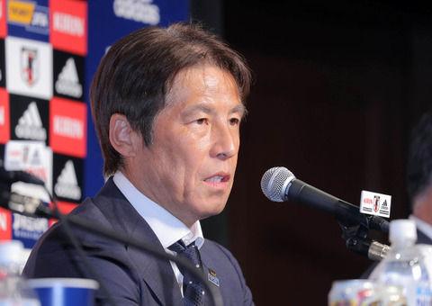 西野朗監督の退任に張本氏「続投でいい なんで外国人監督を連れてくるのか」