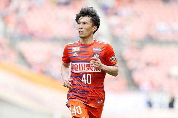 アルビレックス新潟がMF小川佳純の現役引退を発表 今後は関西リーグFCティアモ枚方で監督に